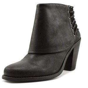Jessica Simpson Caysy 5.5M Black Bootie-NEW